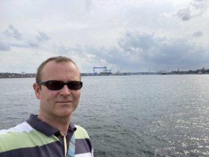 Kieler Förde Hafenrundfahrt Landeshauptstadt Kiel