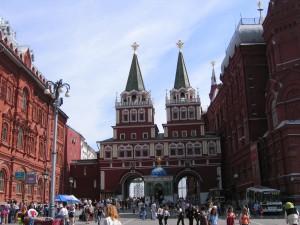 Auferstehungstor Moskau