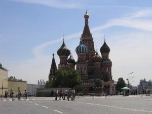 Basilius Kathedrale Moskau