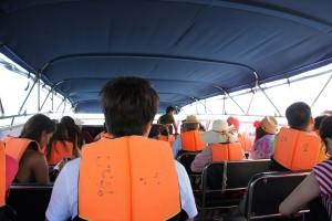 Bootsfahrt von Koh Samui nach Koh Tao
