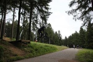 Mountainbiking am Wurmberg