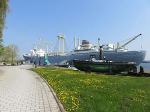 Museumsschiff IGA Park Rostock