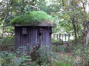 Amphibien-Pavillon im NABU Wasservogelreservat Wallnau auf Fehmarn