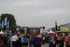 NDR-Bühne am Ostseekai Kiel
