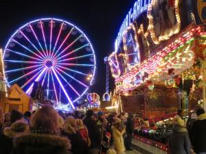 Weihnachtsmarkt Rostock 2017 - Neuer Markt