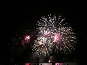 Feuerwerk Ostsee in Flammen 2018