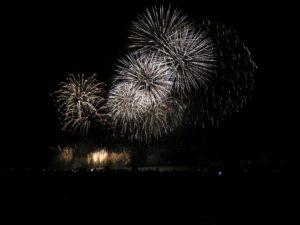Ostsee Grömitz Feuerwerk