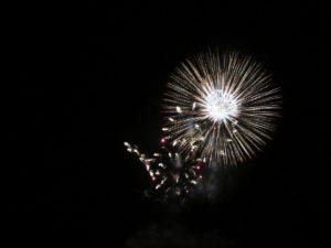 Feuerwerk Grömitz 2018