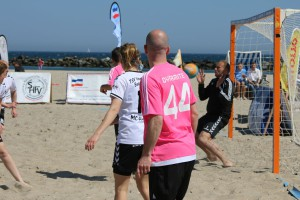 Beach Soccer Ostsee Resort Damp