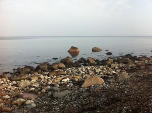 Ostsee bei Schwedeneck nahe Kiel