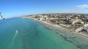 Parasailing Djerba Tuniesien