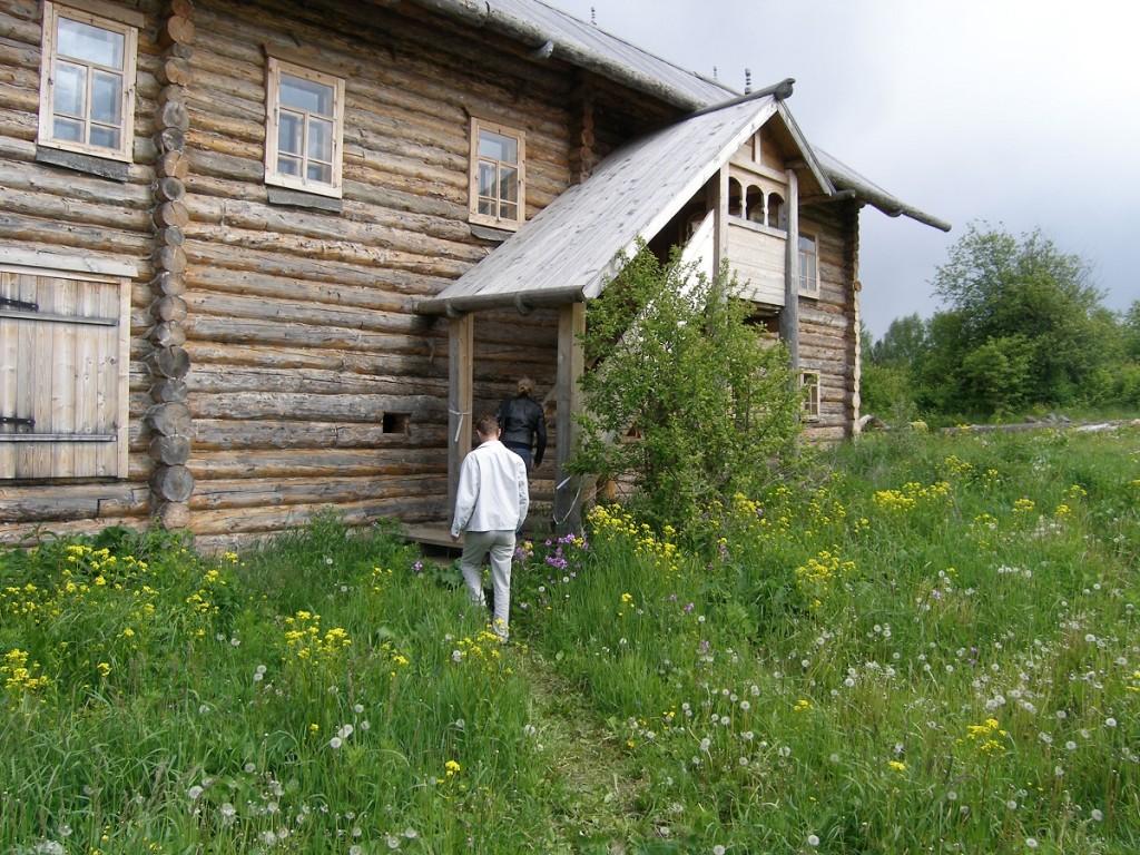 Chochlowka Freilichtmuseum nahe Perm (Russland)