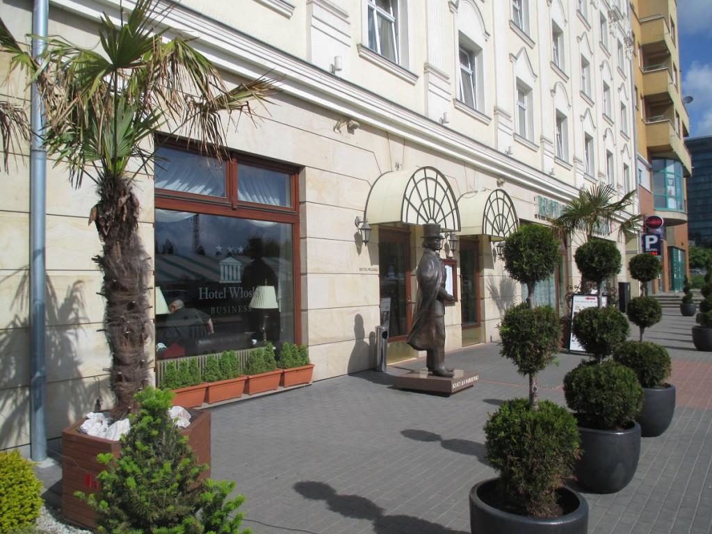 Hotel Wloski in Posen