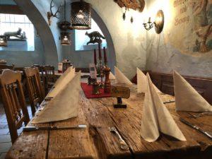 Restaurant Alte Brennerei Schloss Granitz