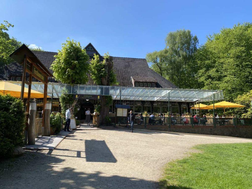 Restaurant & Biergarten Forstbaumschule Kiel
