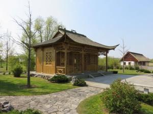 Chinesischer Garten IGA Park Rostock