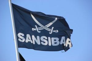 Sansibar Sylt Flagge
