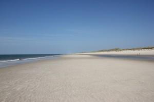 Nordseestrand bei der Sansibar auf Sylt