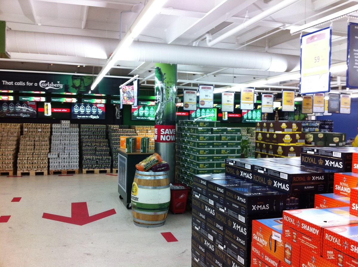 border shopping puttgarden