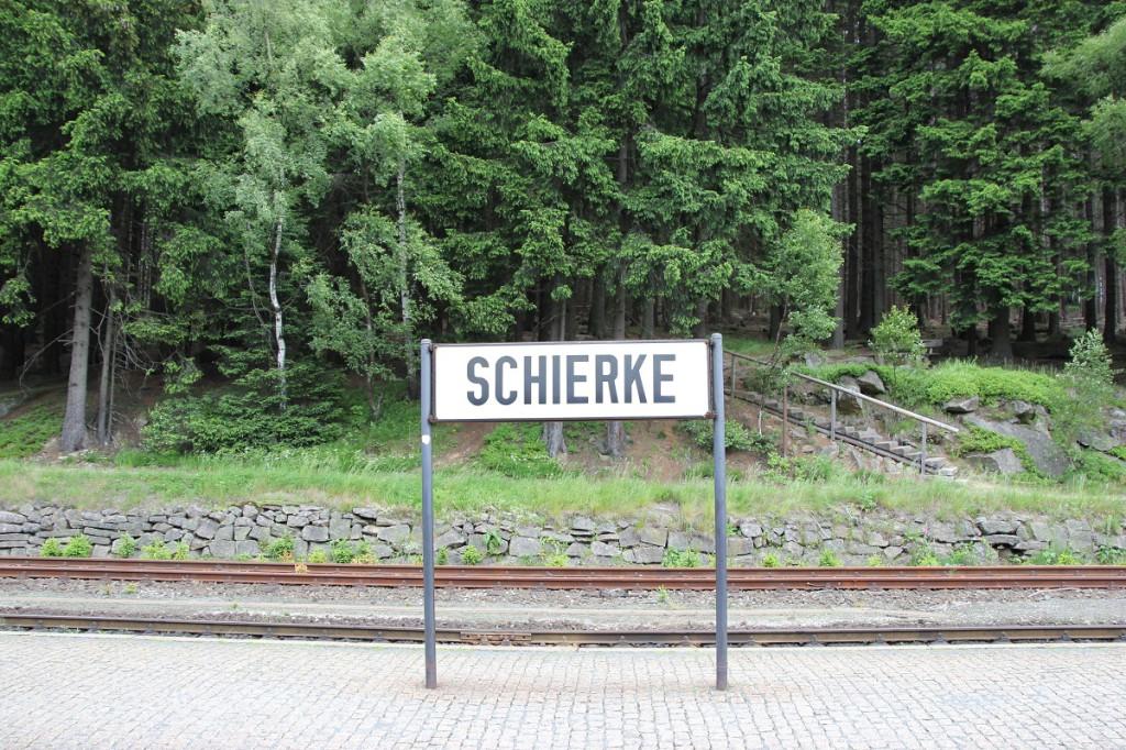 Bahnhof Schierke im Harz