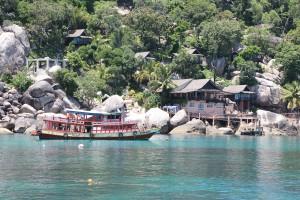 Inselparadies Koh Tao Thailand