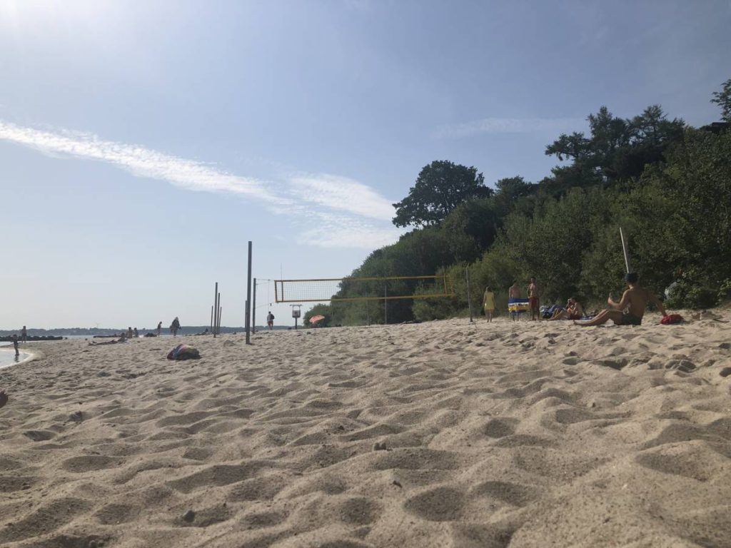 Schilksee Strand Beach Volleyball