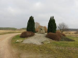 Gedenkstein der Schlacht bei Gadebusch 1712