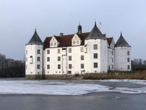 Schloss Glücksburg & Schlossteich