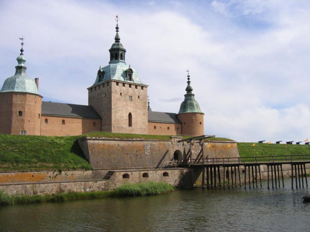 Schloss Kalmar in Schweden