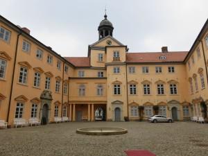 Schlosshof Eutiner Schloss