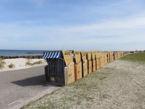 Schönberger Strand Strandkörbe