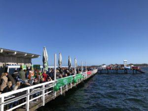 Seebar Kiel Anbaden 2019