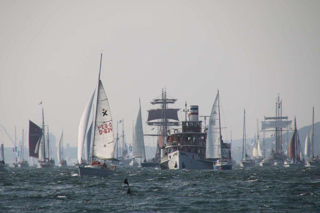Windjammerparade 2020 Kiel
