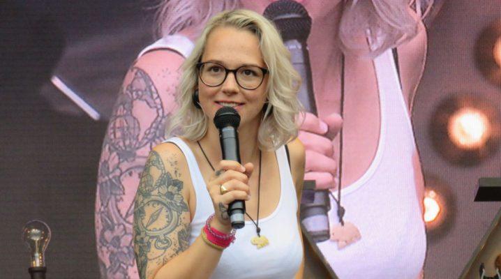 Stefanie Heinzmann live in Kiel
