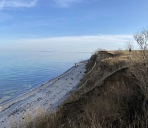 Ostsee Steilküste Dänisch-Nienhof Schleswig-Holstein