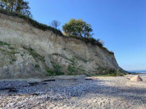 Steilküste Elmenhorst