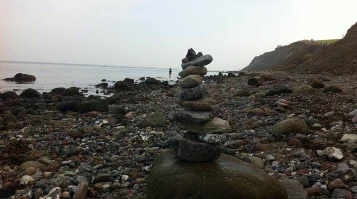 Nordholm steilküste
