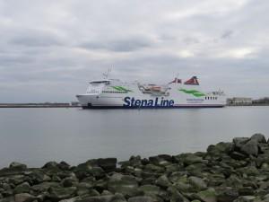 Stena Line Fähre Warnemünde