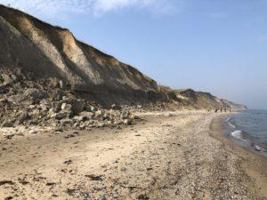 Stohl Ostsee Steilküste bei Kiel