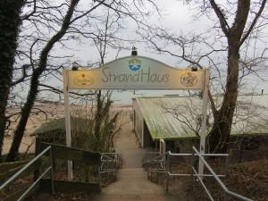 Restaurant StrandHaus Dänisch-Nienhof an der Ostsee