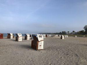 Strandkörbe Surendorf Strand