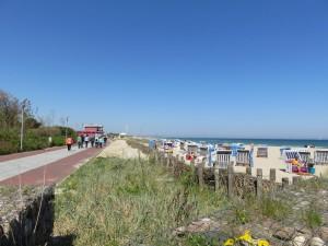 Strandpromenade Ostsee Resort Damp