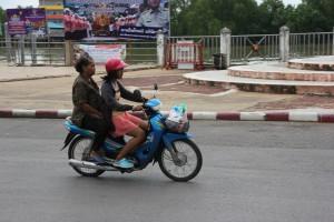 Motorroller Surat Thani
