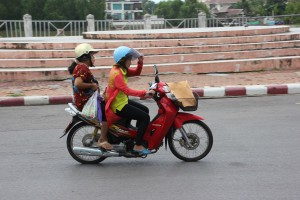Motorroller in Surat Thani