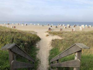 Surendorf Treppe zum Strand
