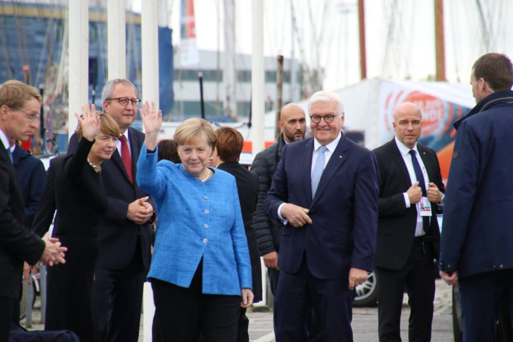Tag der Deutschen Einheit 2019 in Kiel