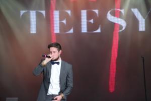 Teesy auf der Kieler Woche 2015 am Ostseekai, NDR Bühne 26.06.2015