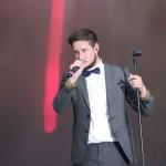 Teesy live auf der Kieler Woche 2015 am Ostseekai, NDR Bühne 26.06.2015