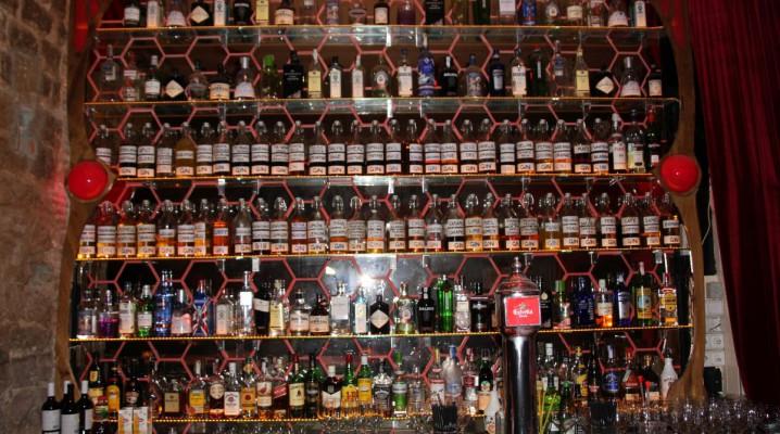 Gin-Eigenkreationen im Lime House Barcelona