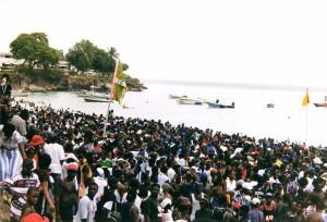 Tobago Strand Party